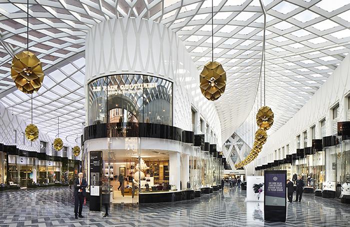 Concept Store Facade