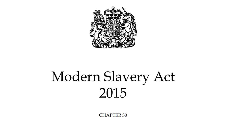 RIBA Modern Slavery Statement 2019