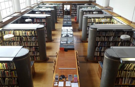 The RIBA Library