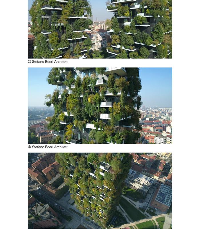 Bosco Verticale By Boeri Studio Italy Architecture