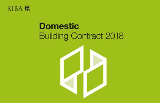 Riba Contracts 2018