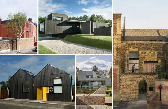 The UK's extraordinary new homes – RIBA House of the Year