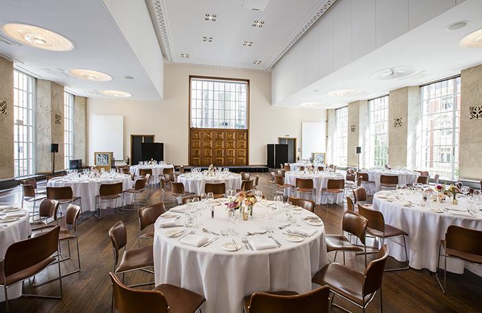 The Florence Hall A Unique London Wedding Venue