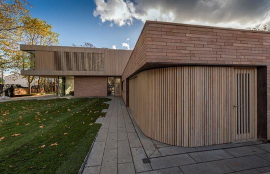 RW Joinery | RIBA North West Awards Farnworth House