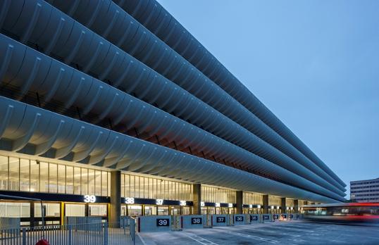 RW Joinery | RIBA North West Awards Preston Bus Station