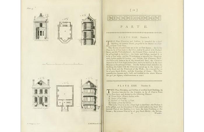 Pattern books creating the georgian ideal ccuart Choice Image